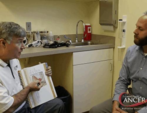 Using IMRT and IGRT to Treat Prostate Cancer